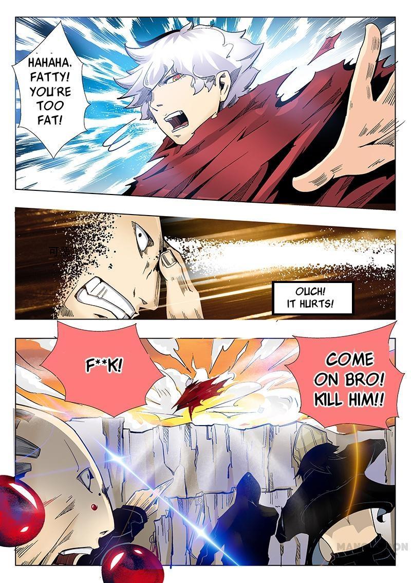 Baca Komik Manga Forty Millenniums Of Cultivation